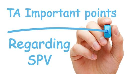 Tax Amnesty Important Points Regarding SPV:_1